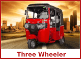 Bajaj RE Three Wheel
