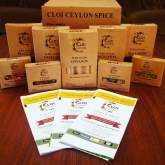 Cloi Ceylon Spices - World Wide Spices Exporters - Spice Gift Pack