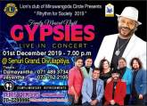 Family Musical Night Gypsies