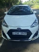Toyota Aqua Highest Grade Car for Sale