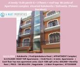Sale & Rent Apartment