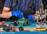 Power tools & appliances Service and Repairing