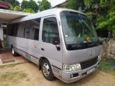 New Toyota Bus for Rent with Driver