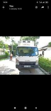Isuzu 14.5 Freezer Lorry for Rent