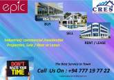 Industrial/ commercial /residential Properties, Sale / Rent or Lease