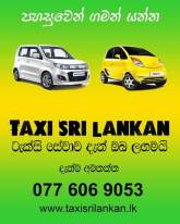 Kegalle taxi service