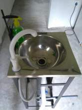 Foot Press Auto Sink for sale