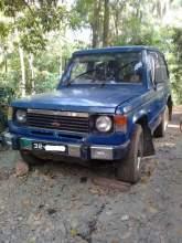 Mitsubishi Pajero Palathsaba Jeep For Sale