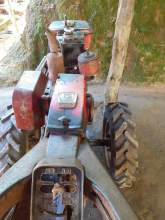 Kubota K75 Two Wheel Tractor