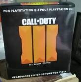 Call of Duty PS4 Headset