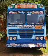 Ashok Leyland Hino Power Bus