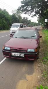 Mazda Familia 1993