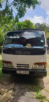 Isuzu Crew Cab
