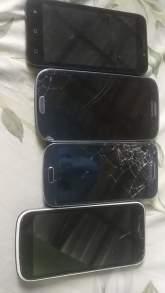 Nokia 1, Samsung Galaxy S4, Samsung Galaxy S3, Huawei Y5
