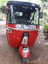 Bajaj 2 Stroke Three Wheel