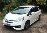 Honda Fit Shuttle GP2 Navi Premium 2014 For sale