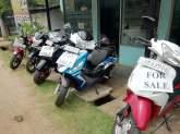 Honda CB Twister, Hero Pleasure, Hero Dash, Bajaj Pulsar