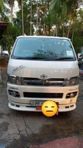 Toyota KDH Super GL
