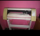 Plotter Machine and Heat Press Machine for sale
