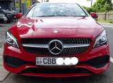 Mercedes-Benz CLA 180 2017