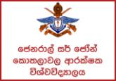 Degree Programmes for day Scholars - General Sir John Kotelawala Defence University