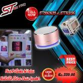 WS887 Mini Portable Wireless Bluetooth Stereo Music Speake