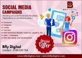 Social media marketing / Web designing