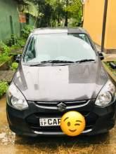 Rent a car (Suzuki Alto)