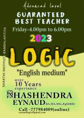 Logic classes (English Medium)