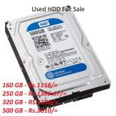 Used HDD For Sale