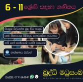 Maths (Grade 6 - 11)
