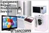 TV Washing Machine Repair Service