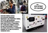 Generator Service, repair and Installation.