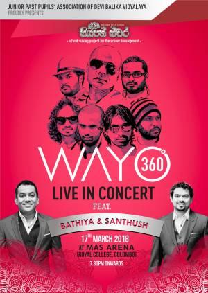 Wayo 360 - Live in Concert