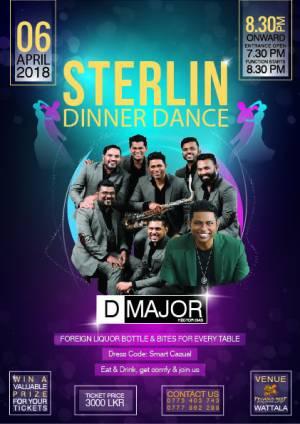 STERLIN Dinner Dance