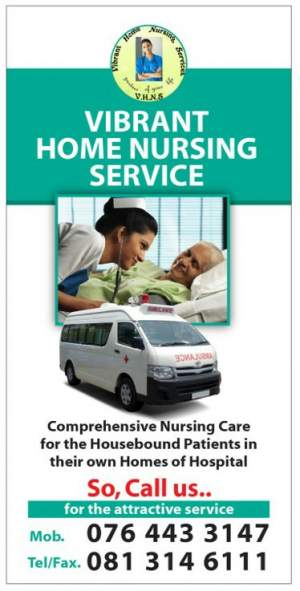 Nursing Assistants - Vibrant Home Nursing Service