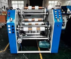 BOPP Stretch film Slitting Machine Line