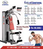 Eser International BH Fitness