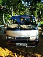 caravan van for hire