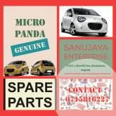 Micro Panda Spare Parts for Sale