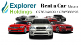 Explorer Holdings Rent a Car
